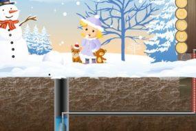 Как утеплить трубы водопровода на улице на зиму на даче